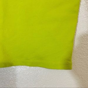 Shinestar Skirts - Shinestar   Lime Green Midi Bodycon Skirt - Medium